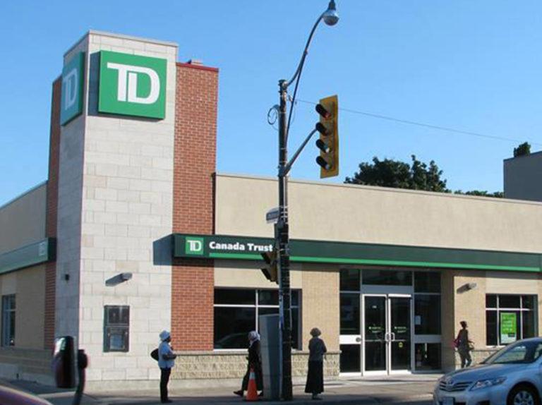 Image of TD Canada Trust